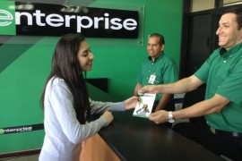 Enterprise Rent-A-Car Opens 2 Locations at Trinidad & Tobago Airports