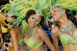 "Trinidad's Carnival ""Greatest Show On Earth,"" Not To Be Missed"