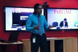 Fujitsu & Scotiabank Demonstrating Success in Trinidad & Tobago