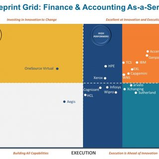 HfS: Accenture Takes The Lead In Finance & Accounting-As-A-Service