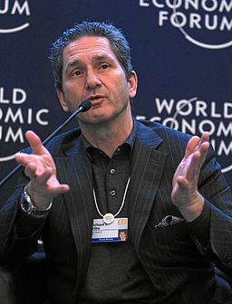 Liberty Global President and CEO Michael Fries(Photo: World Economic Forum)