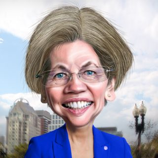 Should Other Banks Be Worried About Elizabeth Warren's Tough Talk Against Wells Fargo?