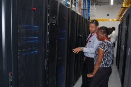 Small Islands, Big Data: Charting the Ongoing Growth of Data Centers in Trinidad and Tobago