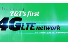 TSTT Launches 4G LTE Mobile Network in Trinidad and Tobago