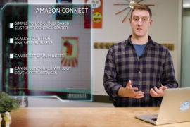 Amazon Web Services Launches Cloud-Based Call Center Solution