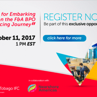 Finance and Accounting Outsourcing: Industry Webinar on October 11 Explores FAO Journey