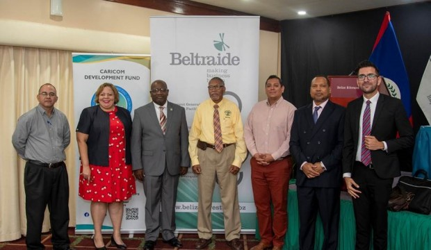 Belize Launches National Investment Strategy Project