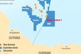 Significant Offshore Oil & Gas Found Off Suriname Coast