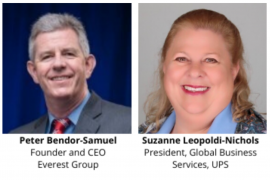 IAOP Announces 2020 Leadership Hall of Fame Inductees Peter Bendor-Samuel & Suzanne Leopoldi-Nichols
