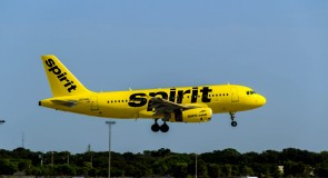 Spirit Airlines Adds Flights Between San Pedro Sula, Honduras & Cancún, México to New Orleans, Louisiana