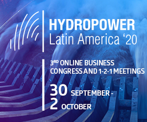 Join Finance Americas at The Online Hydropower Latin America 2020 Congress