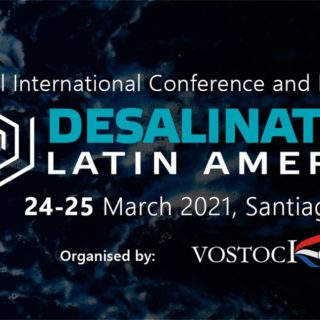 Attend The 3rd Annual Desalination Latin America Conference & Exhibition, March 24-25