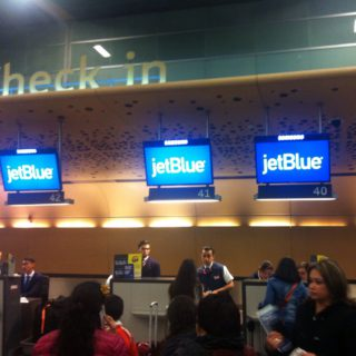 JetBlue Basic Fare Passengers Must Now Pay $60-180 USD Carry-On Luggage Fee